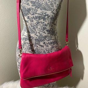 Kate Spade crossbody flap purse